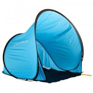 Fitness Mania - 2 Seconds Pop up Sun Shelter XL _PIPE_ 1 Person - Green