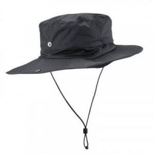 Fitness Mania - Trekking/Hiking Hat Forclaz 900 Waterproof - Dark Grey