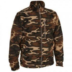 Fitness Mania - Woodland Camouflage 300 Taiga Fleece