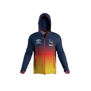 Fitness Mania - Adelaide Crows Kids Team Hoody 2019
