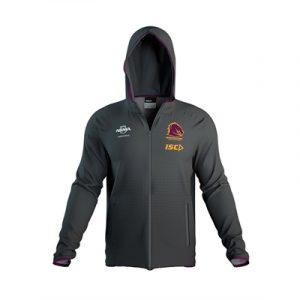 Fitness Mania - Brisbane Broncos Team Hoody 2019