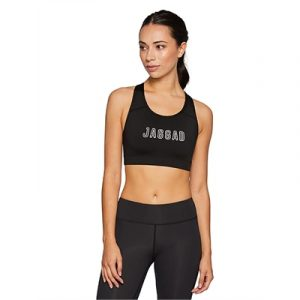 Fitness Mania - Jaggad Core Crop Running Top