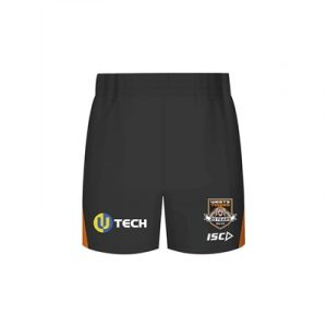Fitness Mania - Wests Tigers Kids Training Shorts 2019