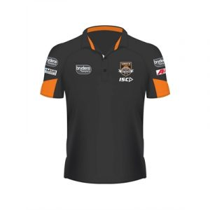 Fitness Mania - Wests Tigers Polo 2019