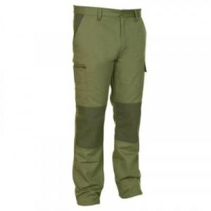 Fitness Mania - Trousers Steppe 300 - Bicolour Brown