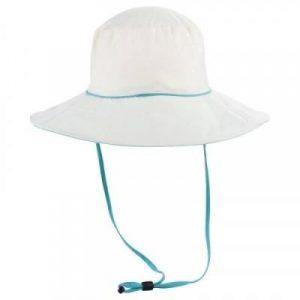 Fitness Mania - Women's Trekking/Hiking Hat Forclaz 500 Anti-UV - White