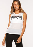 Fitness Mania – Heritage Luxe Active Tank