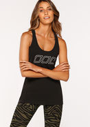 Fitness Mania – No Distractions Active Tank