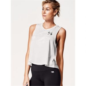 Fitness Mania - Running Bare Crop It Like Its Hot Cropped Tank