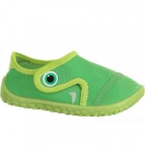 Fitness Mania - 100 Baby Aquashoes - Green