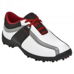 Fitness Mania - 100 Kids Golf Shoes - White