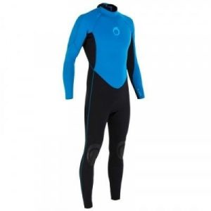 Fitness Mania - 100 Men's 2/2 mm Neoprene Surfing Wetsuit - Blue