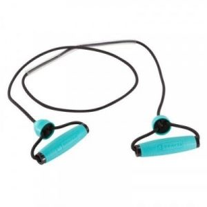 Fitness Mania - Adjustable Resistance Band With Handles Light