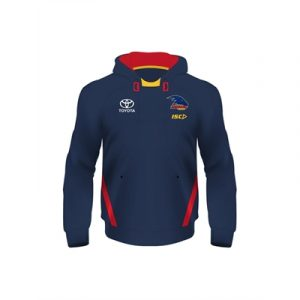 Fitness Mania - Adelaide Crows Kids Squad Hoody 2019