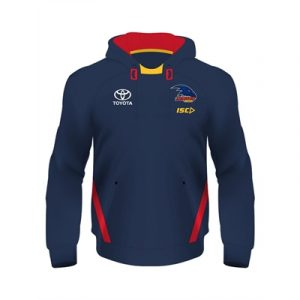 Fitness Mania - Adelaide Crows Ladies Squad Hoody 2019