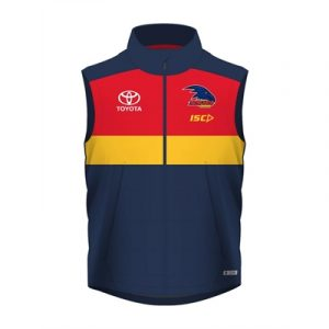Fitness Mania - Adelaide Crows Padded Vest 2019