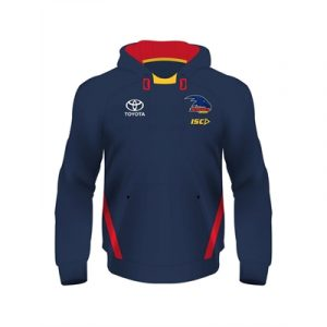Fitness Mania - Adelaide Crows Squad Hoody 2019