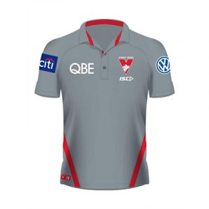Fitness Mania - Sydney Swans Performance Polo 2019
