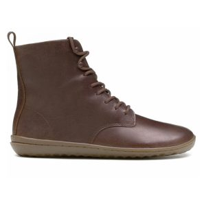 Fitness Mania - Vivobarefoot Gobi HI 2.0 Leather - Womens Casual Shoes - Brown