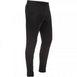 Fitness Mania - 100 Men's Ski Base Layer Bottoms - Black