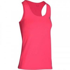 Fitness Mania - 100 Women's Cardio Fitness Tank Top - Pink