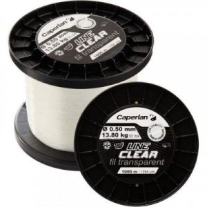 Fitness Mania - 1000m Clear Fishing Line
