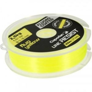 Fitness Mania - 250 m Resist Fishing Line - Fluo Yellow