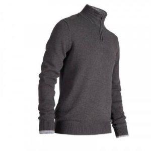 Fitness Mania - 540 Men's Golf Sweater - Heather Dark Grey