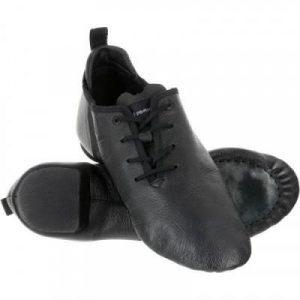Fitness Mania - Low Mesh Jazz Modern Dance Shoes Black