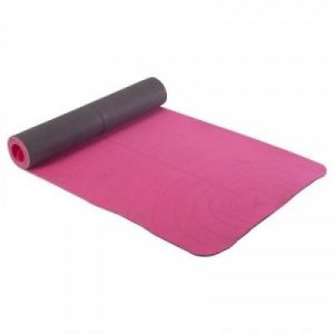 Fitness Mania - TPE Gentle Yoga Mat 5mm - Pink