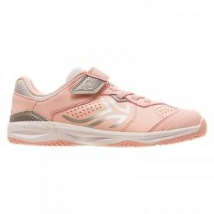 Fitness Mania - TS160 Kids' Tennis Shoes - Pink