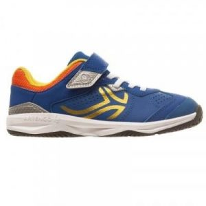 Fitness Mania - TS160 Kids' Tennis Shoes - Rainbow Blue