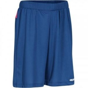 Fitness Mania - Womens Basketball Shorts B500 - Navy Blue and Pink