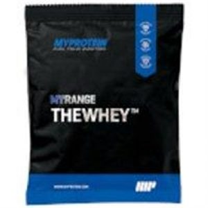 Fitness Mania - THE Whey™ (Sample) - 31g - Peanut Butter Cup