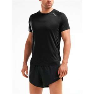 Fitness Mania - 2XU XVENT Short Sleeves Tee Mens