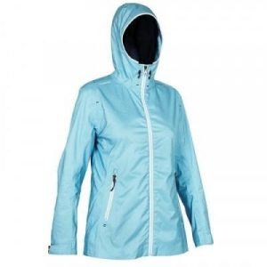 Fitness Mania - 100 Women's Sailing Oilskin - Light Blue