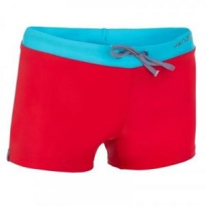 Fitness Mania - B-Active PEP Shorts Boys' Swimming Costume – Red Blue