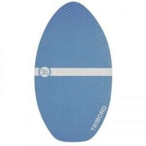 Fitness Mania - Kid's Wooden Skimboard 500 with Non-Slip Pad