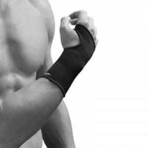 Fitness Mania - Wrist Brace Soft 100 - Black