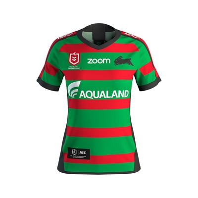 Fitness Mania – South Sydney Rabbitohs Ladies Home Jersey 2019