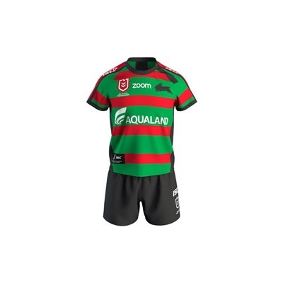 Fitness Mania – Souths Rabbitohs Toddlers Jersey Set 2019