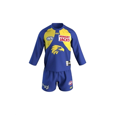 Fitness Mania – West Coast Toddlers Home Guernsey 2019 Premiers