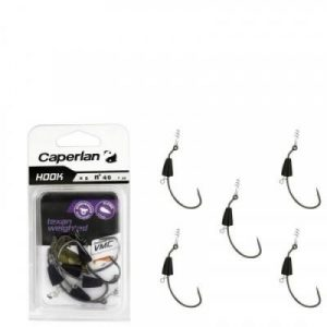 Fitness Mania - 'TEXAN WEIGHTED FISHING HOOK 4/0
