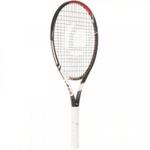 Fitness Mania - TR560 Adult Tennis Racket - Black/Red
