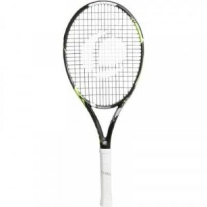 Fitness Mania - TR560 Adult Tennis Racket - Black/Yellow