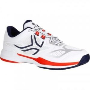 Fitness Mania - TS560 Multi-Court Tennis Shoes - White/Red