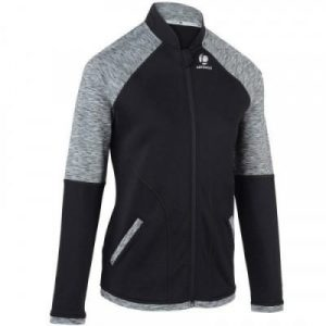 Fitness Mania - Women's Warm 500 Tennis Jacket - Black
