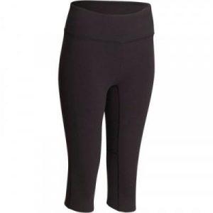 Fitness Mania - Women's Yoga Leggings Capri/Cropped Black