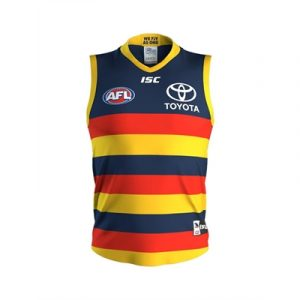 Fitness Mania - Adelaide Crows Home Guernsey 2019