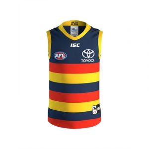Fitness Mania - Adelaide Crows Kids Home Guernsey 2019